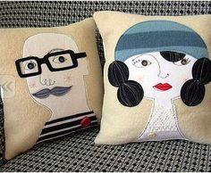 Samantha Stas cushions