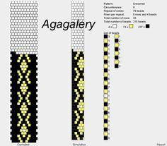 Жгуты из бисера, копилочка схем's photos – 2,582 photos | VK