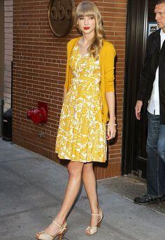 taylor swift fashion | Miss Mode: Taylor Swift Style