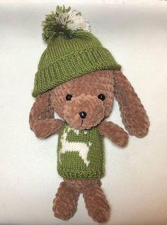 90727dfd2c1 Crochet Dog Amigurumi Soft Toy Amigurumi Dog for baby Decoration dog  handmade toy plush baby toy