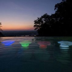 The Pool Stool Underwater Pool Chair with LEDs
