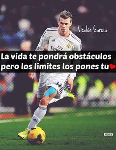 La vida te pondrá obstáculos pero los límites los pones tu <3