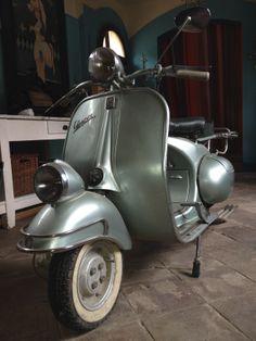 Mijn Vespa Acma 1954