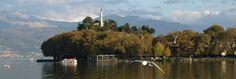 Ioannina. The lake island