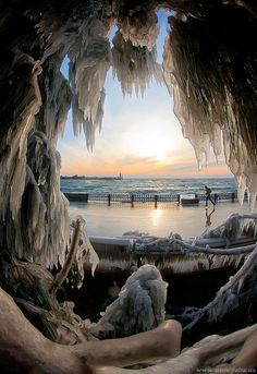 Winter Morning in Yalta, Crimea, Ukraine | Amazing Pictures - Amazing Pictures, Images, Photography from Travels All Aronud the World