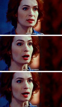 Supernatural <--- I will never forgive the writers for what they did to Charlie Felicia Day, Winchester Boys, Winchester Brothers, Crowley, Castiel, Jensen Ackles, Impala 67, Supernatural Tv Show, Supernatural Charlie