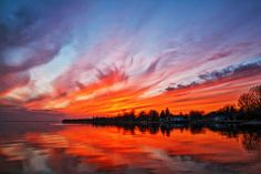 Flaming Mares Tails by Matt Molloy on 500px
