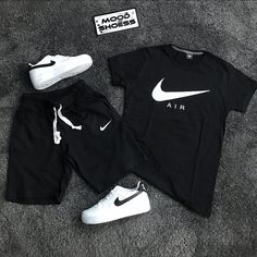 Cute Nike Outfits, Dope Outfits For Guys, Cute Lazy Outfits, Swag Outfits For Girls, Fresh Outfits, Tomboy Outfits, Sport Outfits, Casual Outfits, Nike Clothes Mens