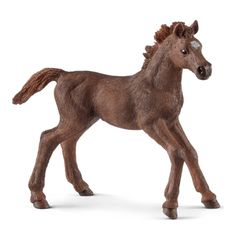 Schleich 13857 English Thoroughbred Foal New Release 2018