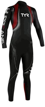TYR Women's Hurricane Category 5 Triathlon Wetsuit. $624.95