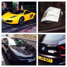 #PortHercule  узнала, что McLaren -это Jaguar) расширяю свой кругозор))) а вообще тут много красивых машин) bmw i8 тоже уже катается тут) by __oxanochka__ from #Montecarlo #Monaco