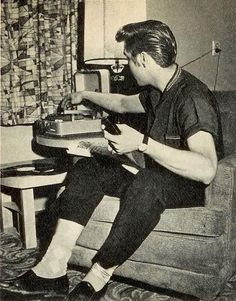 Elvis shared a love of music and often went to Beale street to hear a variety of music...