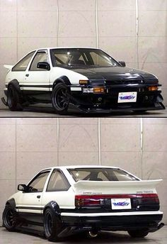 The future has imploded onto the present. Japanese Domestic Market, Corolla Ae86, Toyota Corolla, Tuner Cars, Jdm Cars, Honda S2000, Honda Civic, Japan Cars, Japan Japan