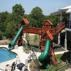 Even as an adult, I would so play on this!