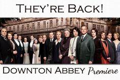 Books Like Downton Abbey 2014- Week 1