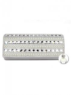 Crystal Fashion Party Hand Bag