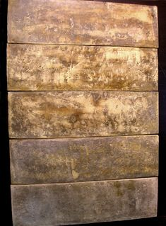 Protocrete tile wall fasade