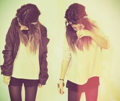 Black bandana & lace shorts