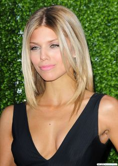 Annalynne McCord working her own Spring look