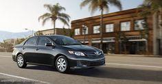 Toyota Corolla 2012 Features
