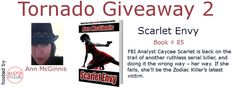 LITERATI: TORNADO GIVEAWAY 2 - SPOTLIGHT OF SCARLET ENVY BY ...
