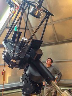 Telescopes for astrophotographers, research centres, institutes, universities and public observatories worldwide Diy Telescope, Astronomical Observatory, Research Centre, Instruments, Germany, University, Public, Machine Parts, Space