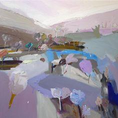 Exhibition: Richard Claremont #Art and #Inspiration - Riverlight - #Landscapes…