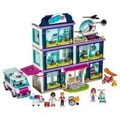 LEGO Friends Heartlake Hospital (41318)
