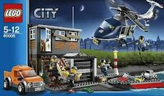 LEGO City Set #60009 Helicopter Arrest by LEGO. $72.95