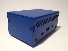 duinoCase-B+ - Quality Metal Enclosure for Raspberry Pi B+, Pi 2 Model B & Pi 3 Model B