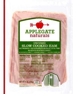 Applegate Naturals Uncured Slow Cooked Ham