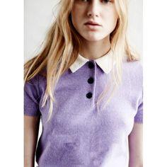 Demylee Short Sleeve Polo #demylee