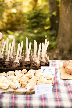 All Time Ever – Going on a Bear Hunt Party, Dirt cup recipe!