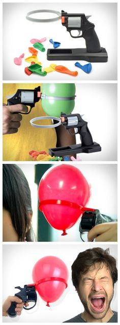 Water gun roulette - Promotional Balloons for a fun day in the sun!