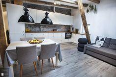 Kuchnia styl Skandynawski - zdjęcie od Limonki studio - Kuchnia - Styl Skandynawski - Limonki studio