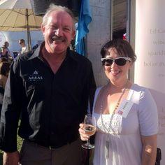 Ed Carr, group sparkling winemaker Arras