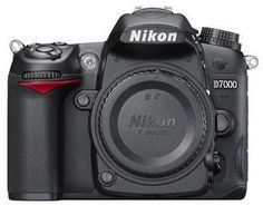 "D7000 16.2 Megapixel Digital SLR Camera Body Only - Black (3"" LCD - 4928 x 3264 Image - 1920 x 1080 Video - QuickTime MOV - HDMI - PictBridge)"