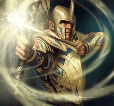 Haldir - Lord of the Rings (Guardians of Middle-Earth)   Mandrykart