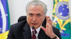 Em meio à crise carcerária, Temer espera compromisso político de governadores