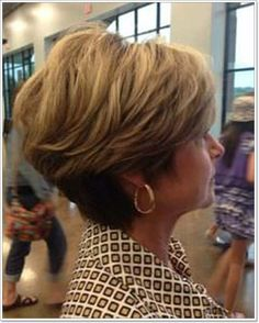 50 Modern Haircuts for Women over 50 with Extra Zing : short tapered haircut for older women Pictures Of Short Haircuts, Short Hairstyles Over 50, Haircuts For Wavy Hair, Modern Haircuts, Short Hairstyles For Women, Hairstyles Haircuts, Pixie Haircuts, Layered Hairstyles, Pretty Hairstyles