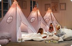 Teepees for Girls