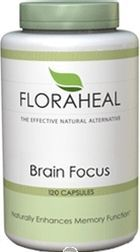 Floraheal Kosher Brain Focus is presented as a natural herb blend that is aiming to improve concentration capacity and memory. http://www.brainopinions.com/floraheal-kosher-brain-focus/