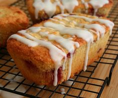 Mini Cranberry Lime Loaves - @dreamaboutfood