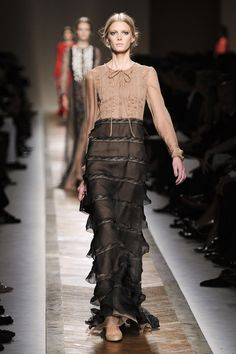 Valentino Spring 2011 Ready-to-Wear collection by Pier Paolo Piccioli and Maria Grazia Chiuri