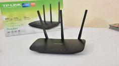 TP Link Fastest WiFi Router Unboxing - 450Mbps | TL WR940/941N