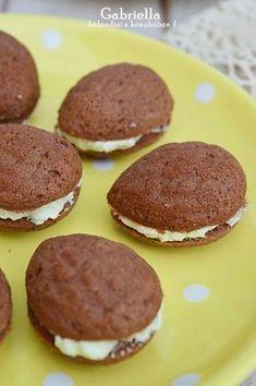 Gabriella kalandjai a konyhában :): Mandulamag Nutella, Pancakes, Paleo, Food And Drink, Birthday Cake, Cookies, Chocolate, Breakfast, Desserts