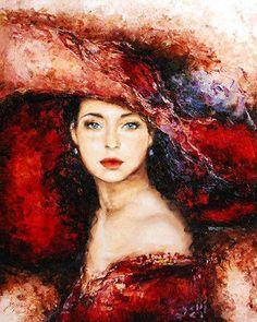 Painter/Pittore/Ressam: Elzbieta Brozek http://insanvesanat.com/foto-galeri-detay-elzbieta-brozek-284.html…  @VicoLudovico @PaolaChiocchi @hillaryssteps @JMitsou