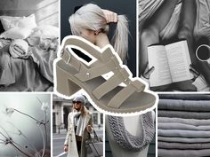 when you can't decide.grey is the best choice Adidas Superstar, Pool Slides, Adidas Sneakers, Sandals, Inspire, Shoes, Style, Fashion, Swag