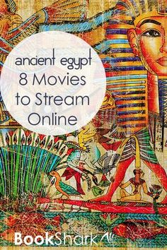 History/ Social Studies Ancient Egypt: Eight Movies to Stream Online Ancient Egypt Lessons, Ancient Egypt Activities, Ancient Egypt Crafts, Ancient Egypt For Kids, Ancient Egypt Movies, Egyptian Crafts, Egyptian Art, Ancient Aliens, Ancient World History