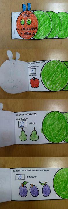 LA VENTANA DE MI CLASE: HACEMOS NUESTRO PROPIO CUENTO